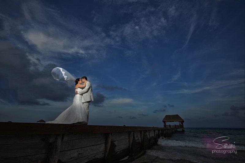 Jewish Wedding Photography at Azul Fives
