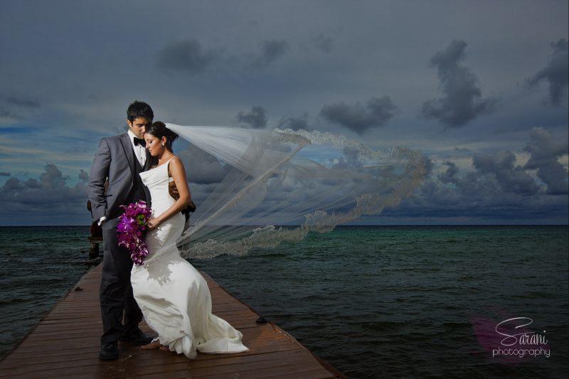 Azul Fives Resorts Wedding Photography