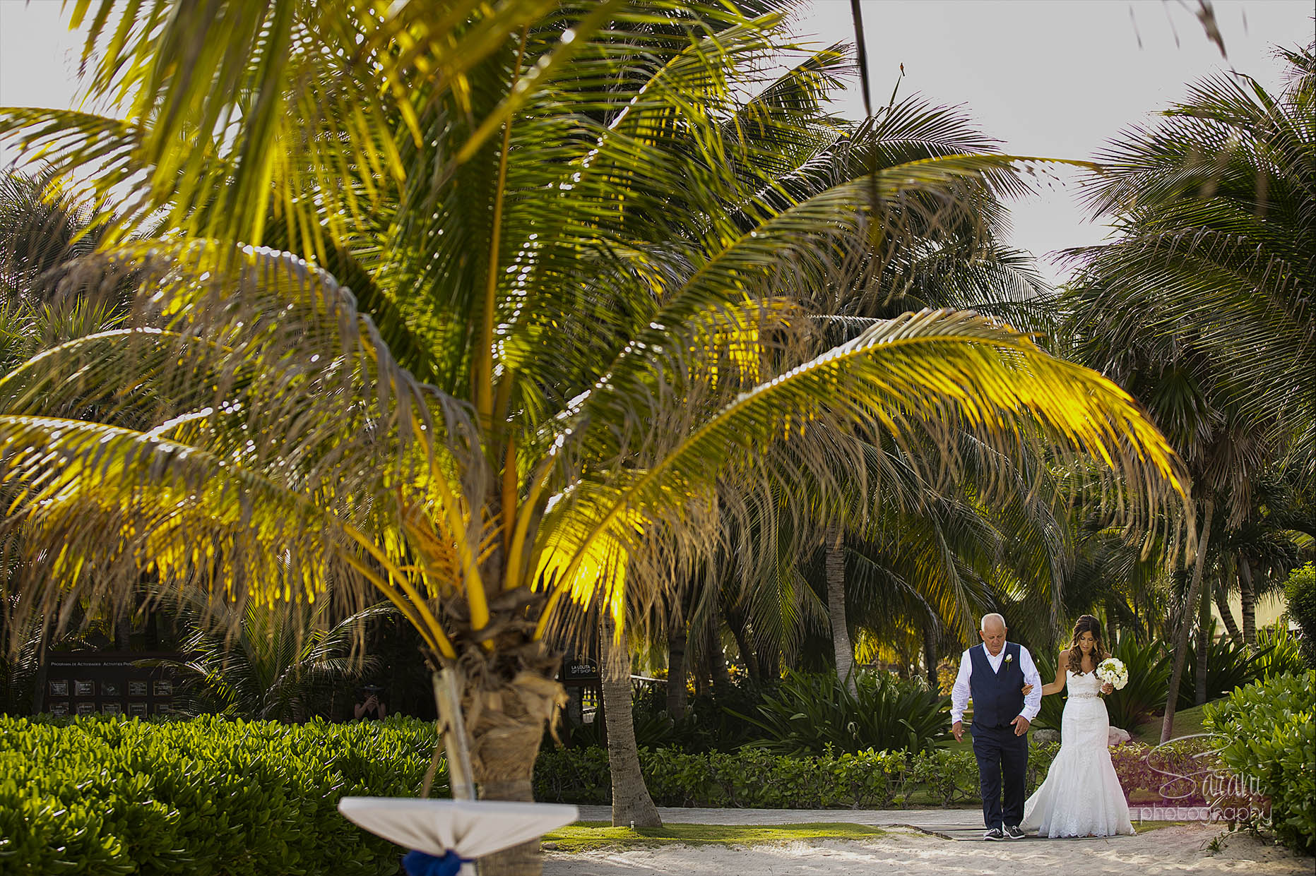 El Dorado Royale Wedding Photos