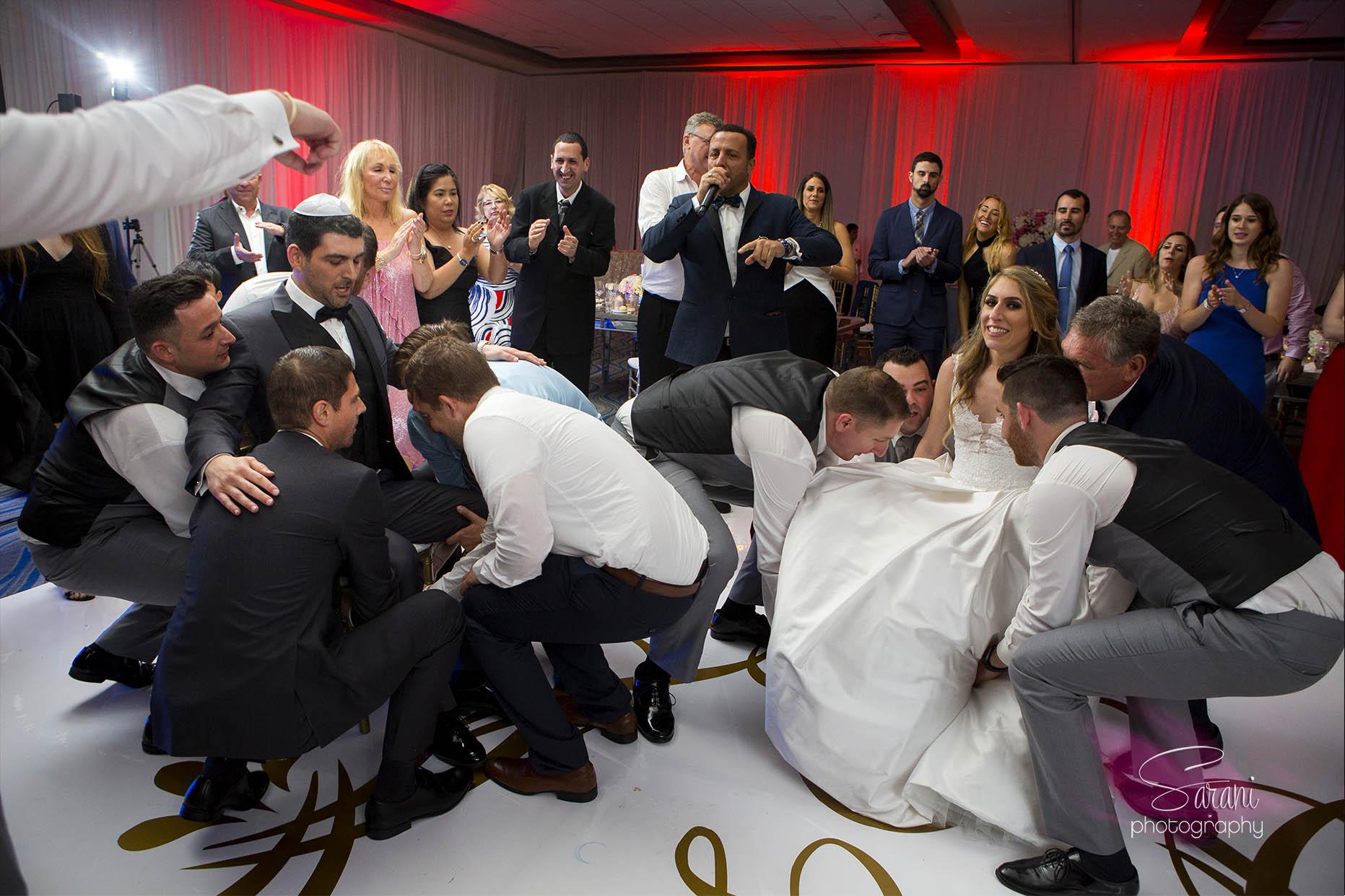 Jewish Wedding Photography Royalton Riviera Cancun