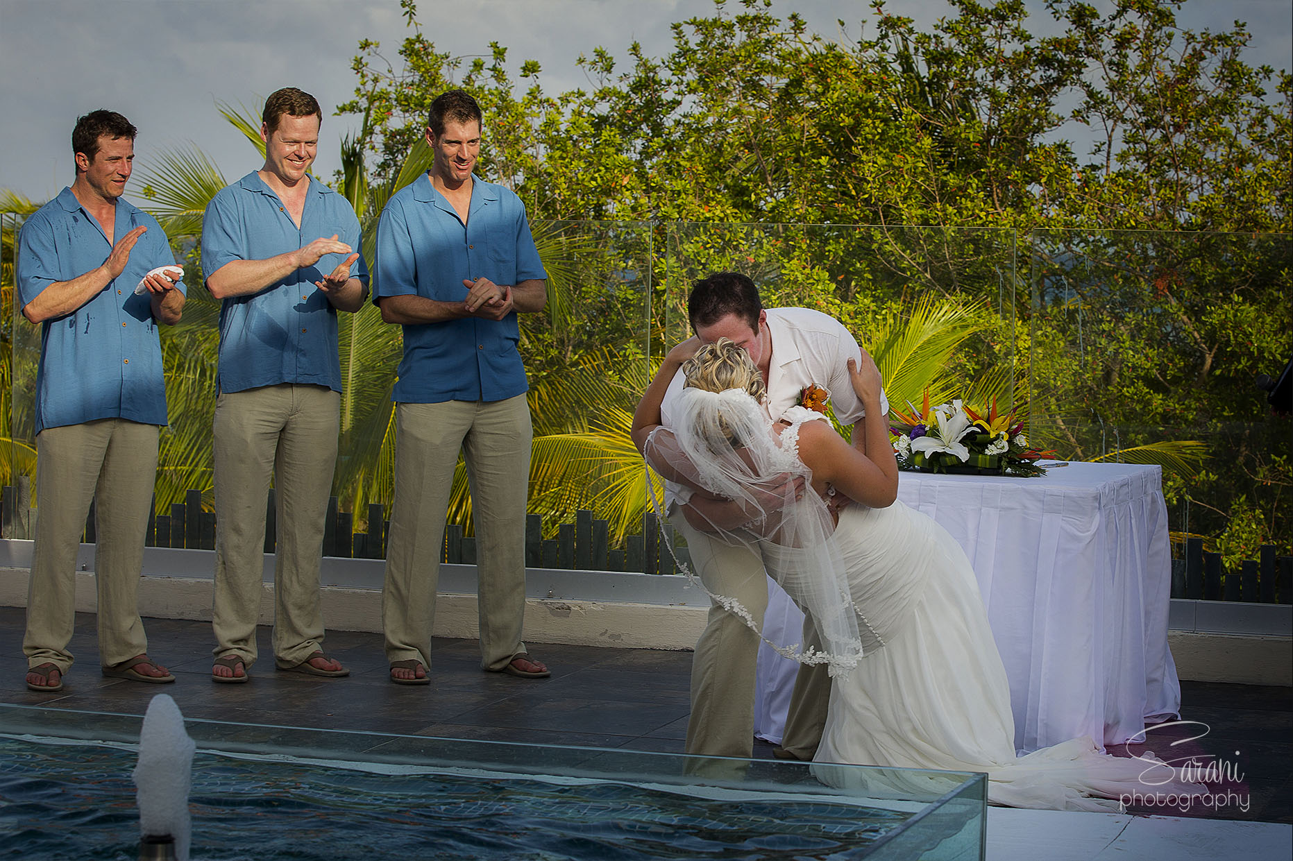 Sandos Caracol Wedding Photography