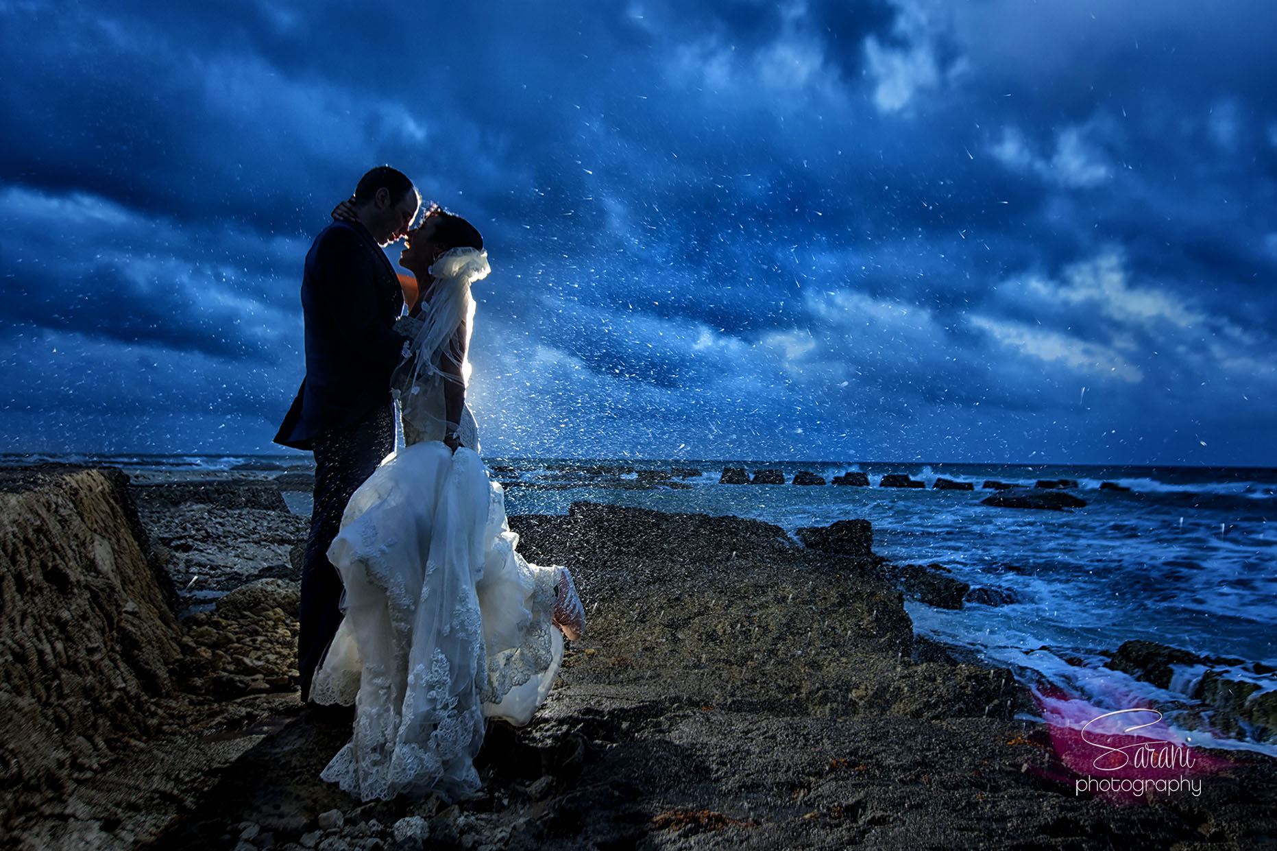 Wedding Photography at El Dorado Royale