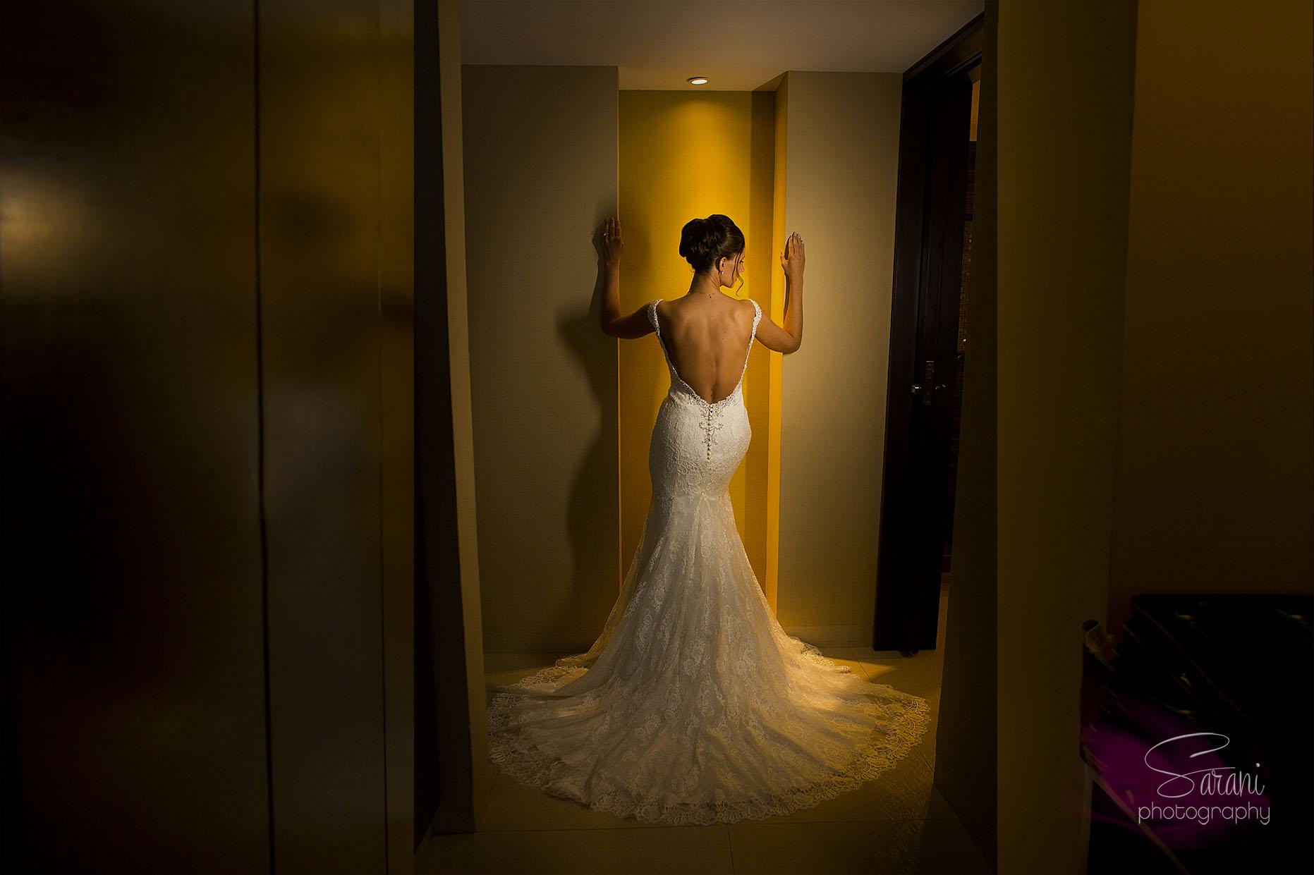 Wedding Photography at Azul Beach Resort