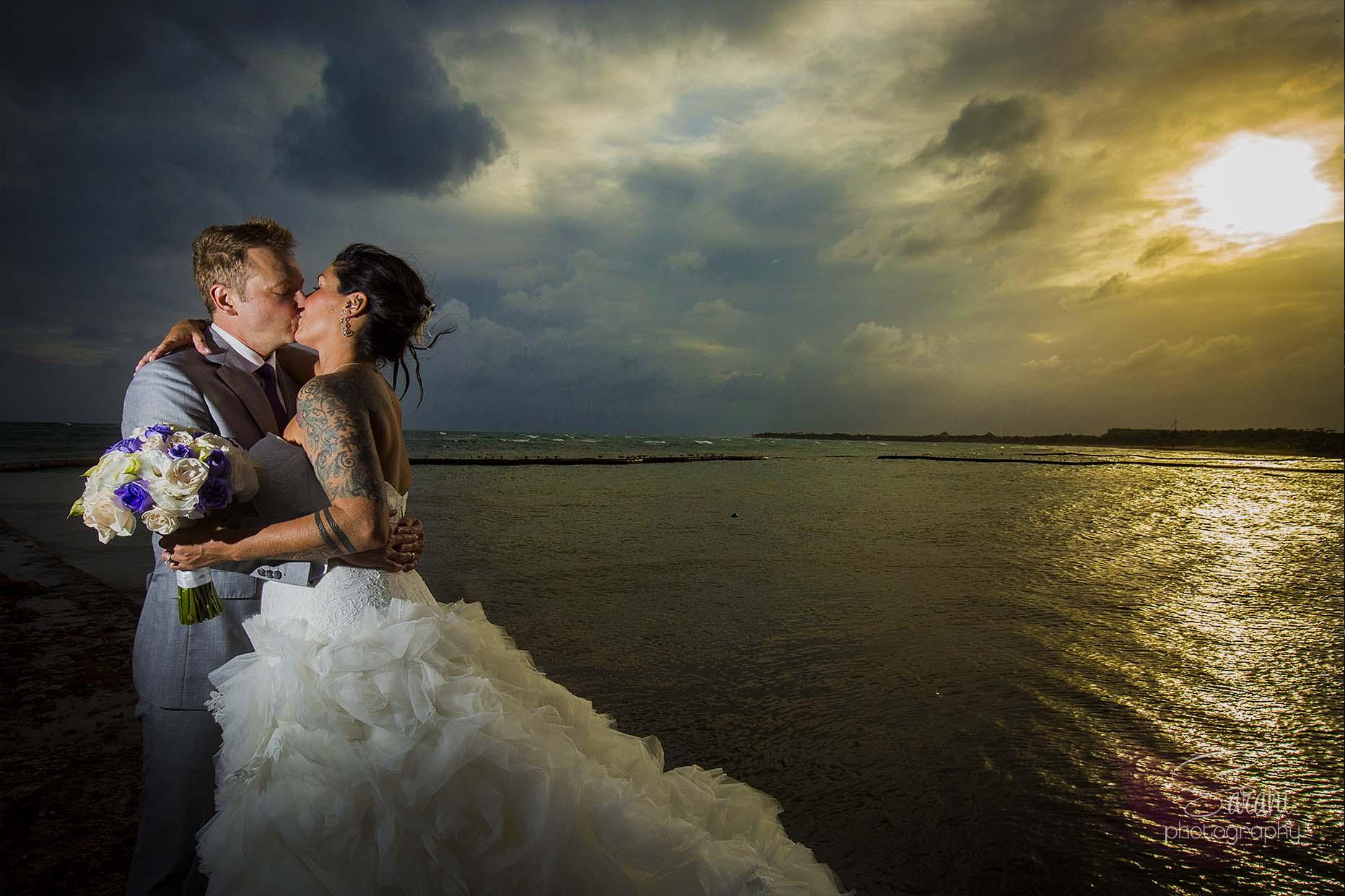 El Dorado Seaside Wedding Photography