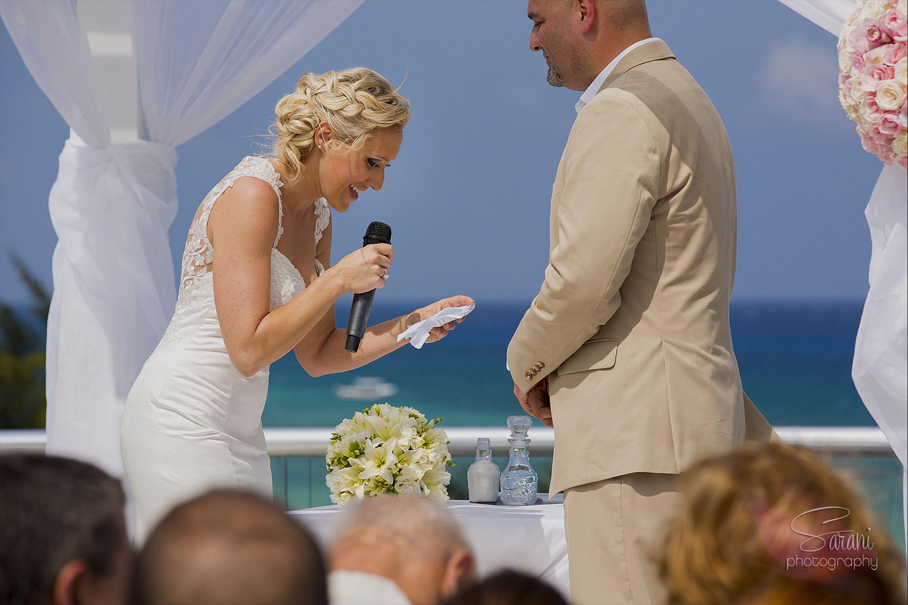 Azul Fives Resort Wedding Photography