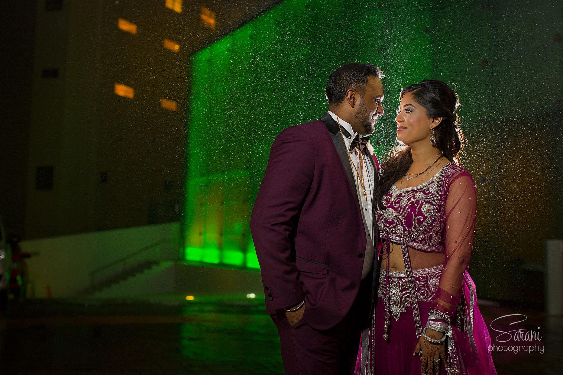 Beach Palace Resort Wedding Photography