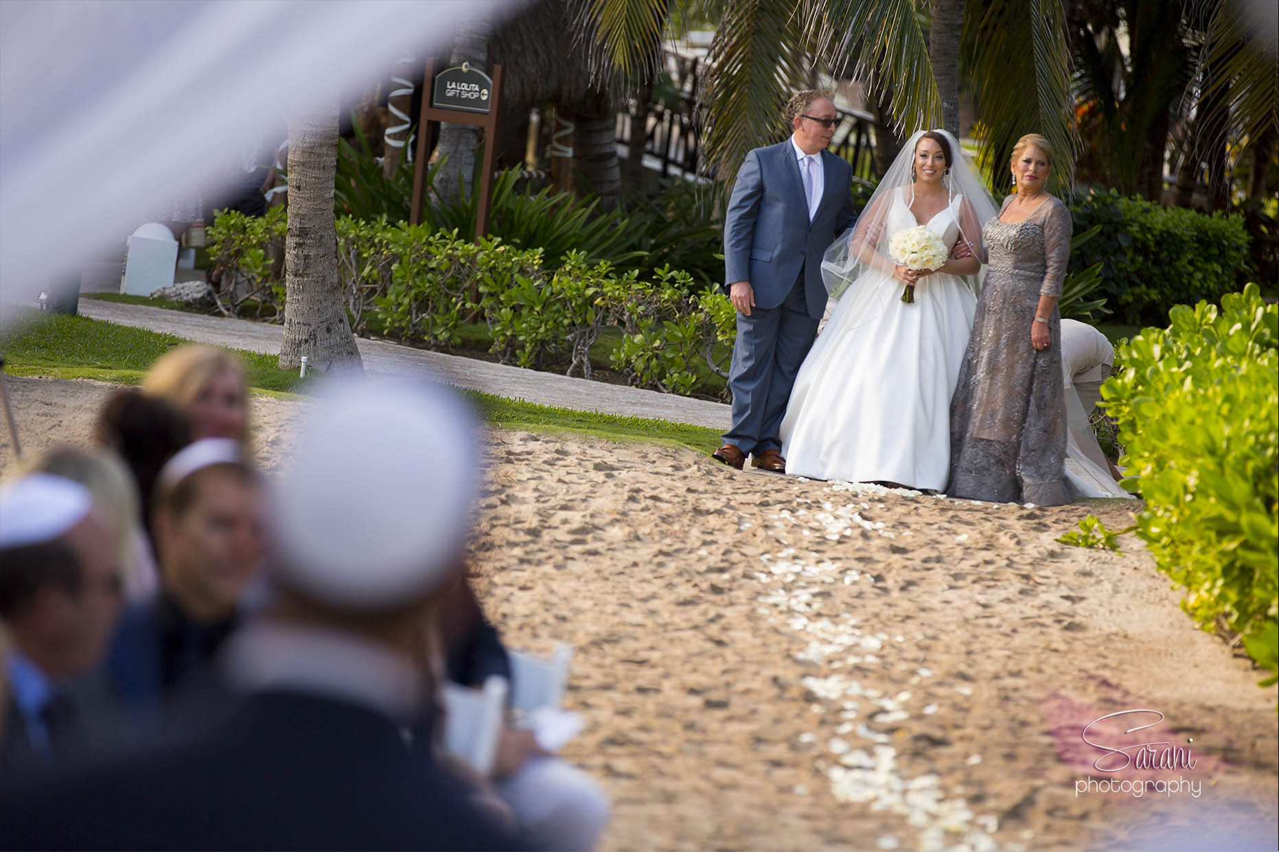 Jewish Wedding at El Dorado Royale