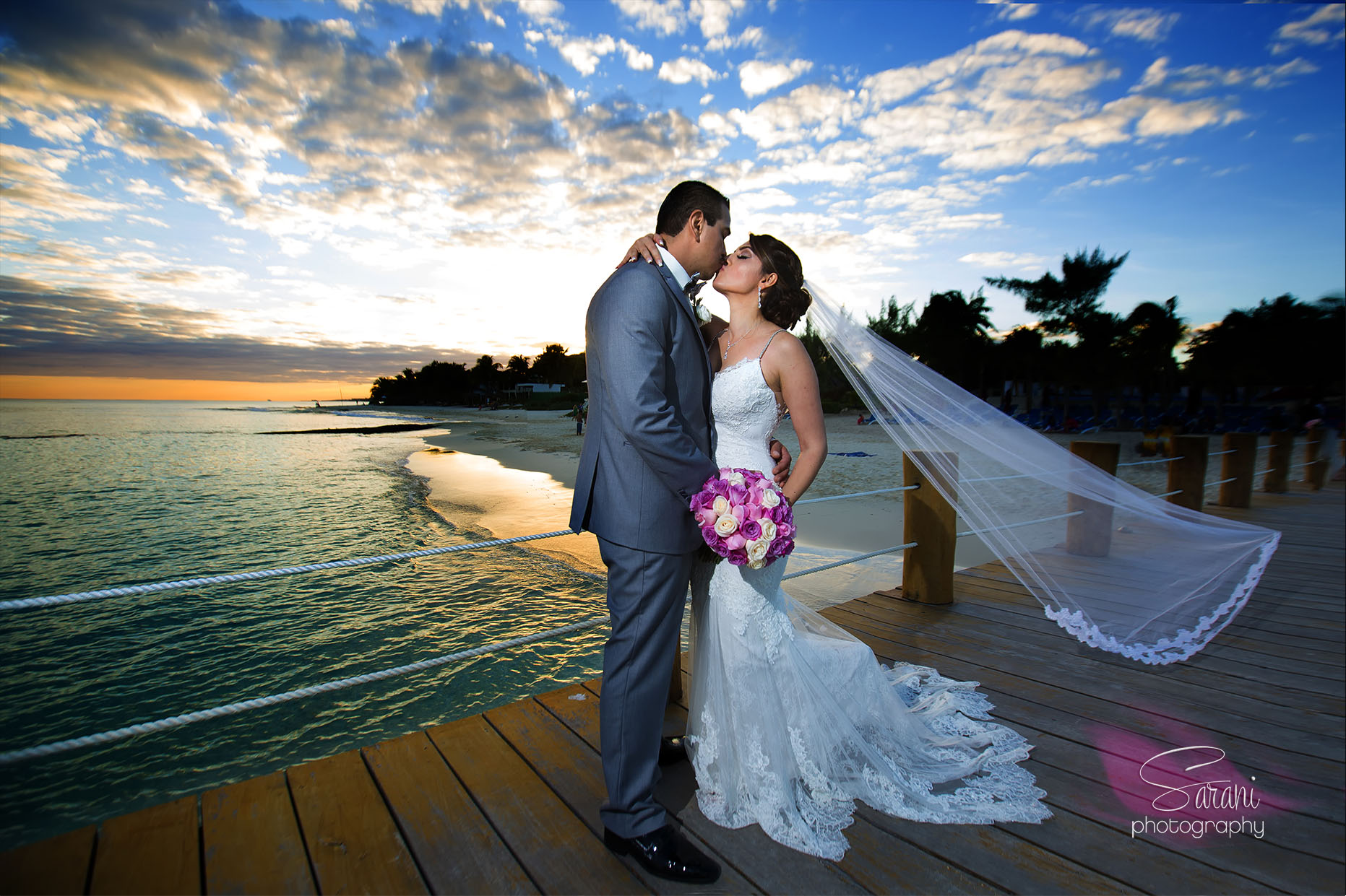 Azul Fives Resort Wedding Photography