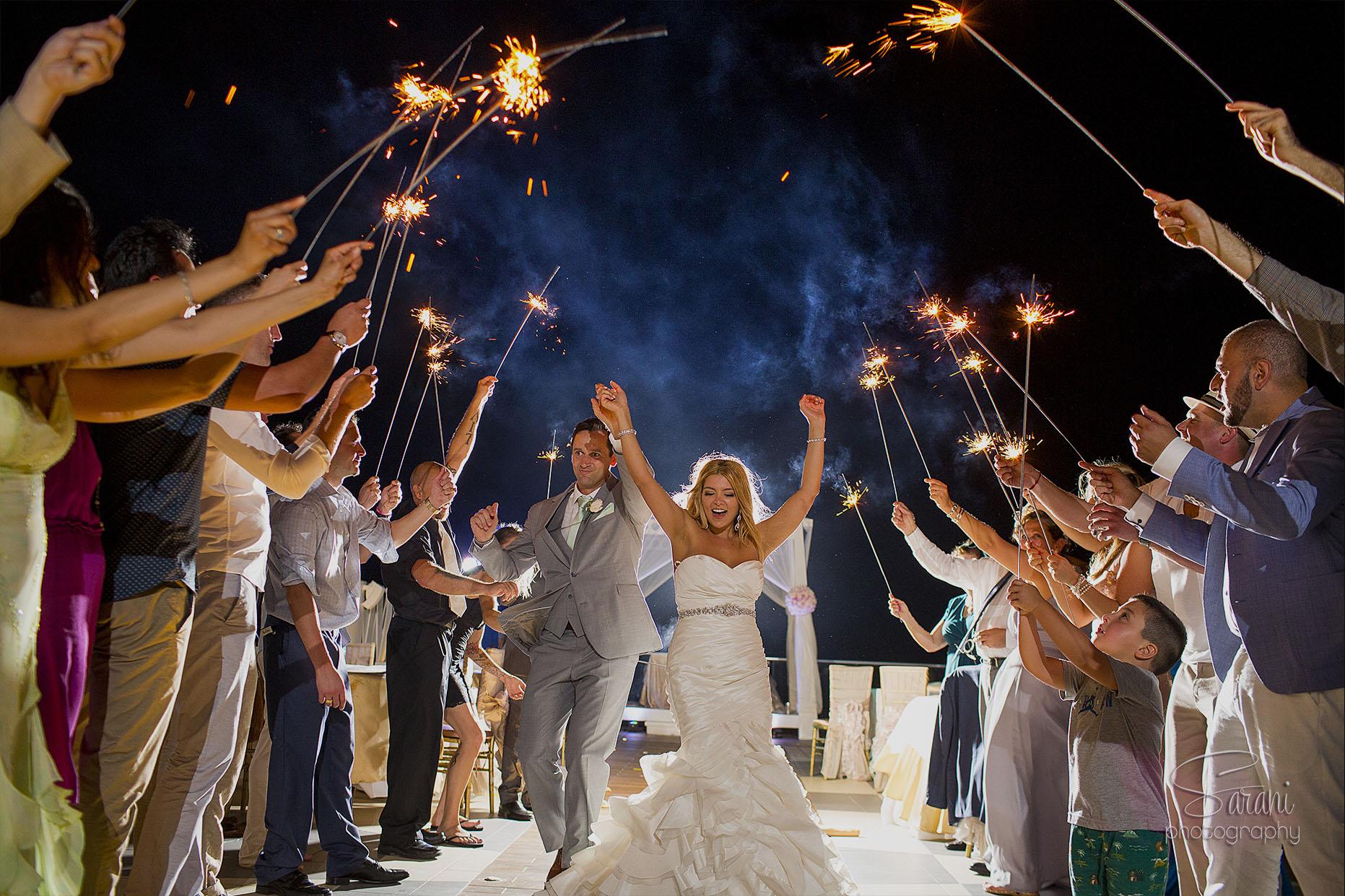 Azul Fives Resort Wedding Photos