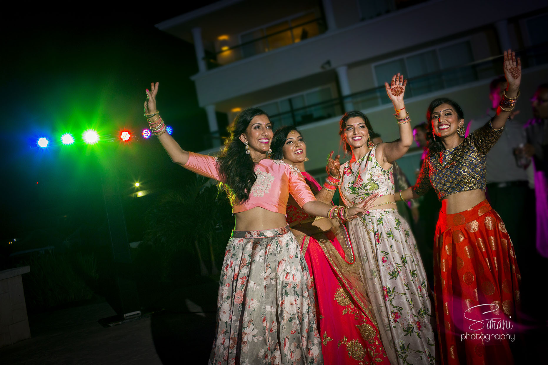 Indian Wedding Photography at Moon Palace Resort