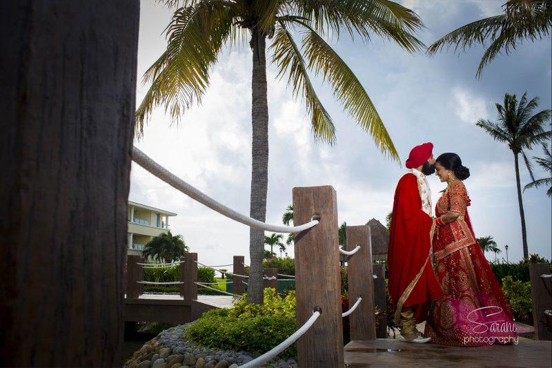 Indian Wedding Photography at Moon Palace Resort