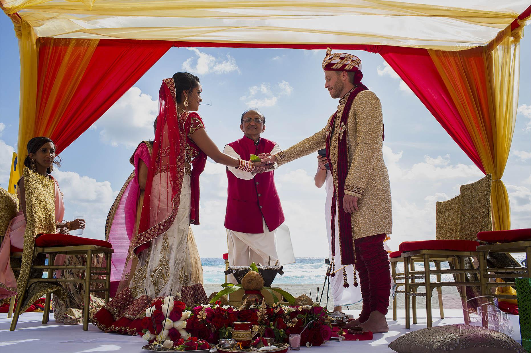 Beach Palace Wedding Photography
