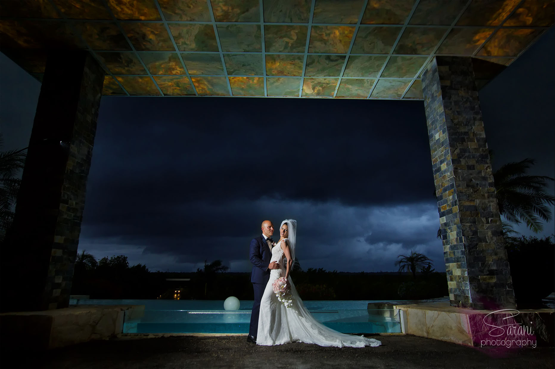 Wedding Photography at Azul Sensatori