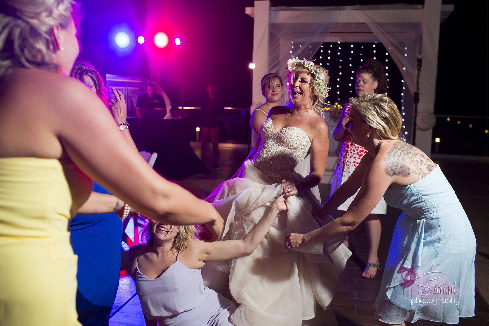 Azul Fives Wedding Photos