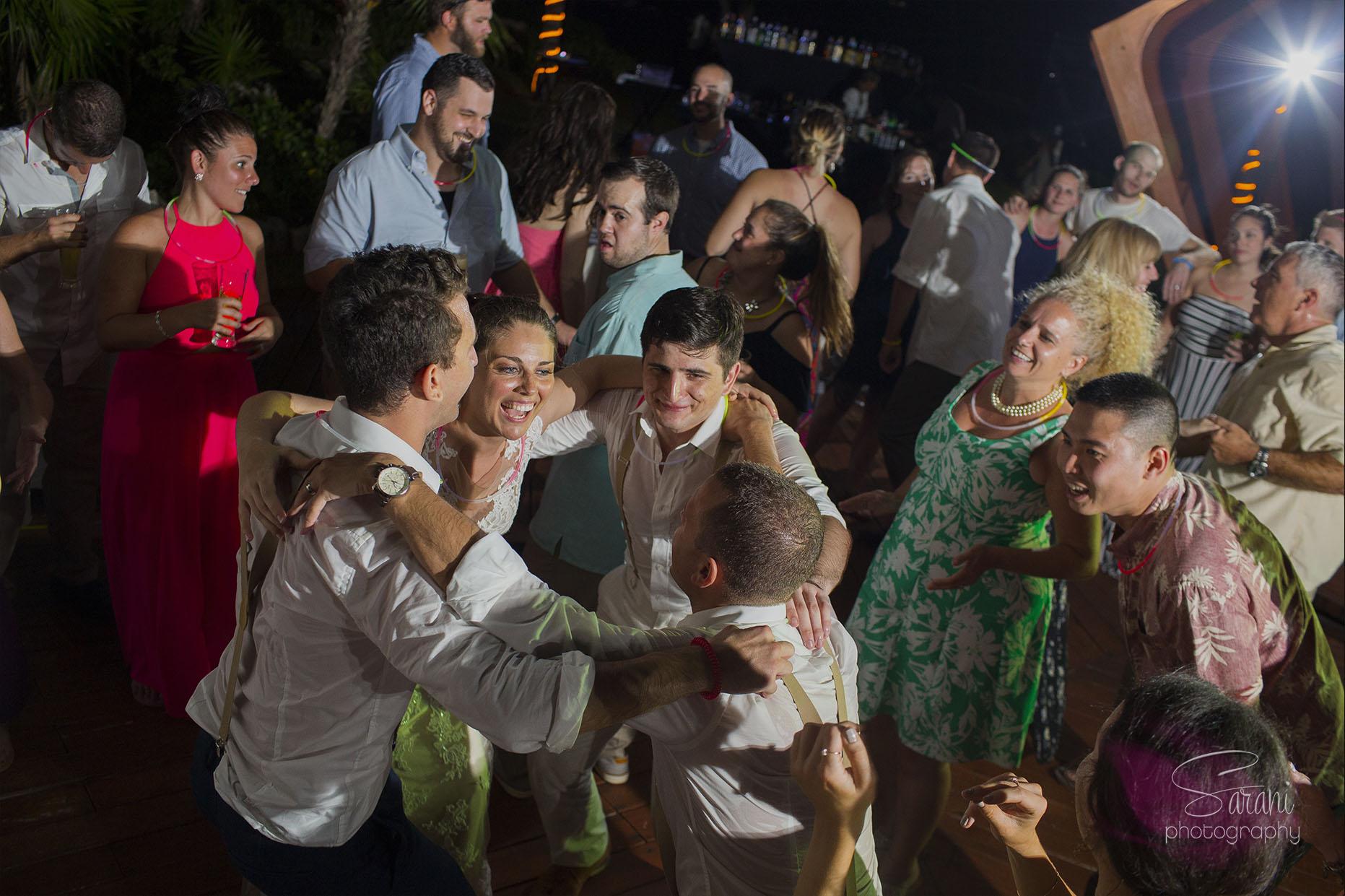 Resort Azul Fives Wedding Photography